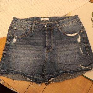 Kansie Jeans Shorts Size 28